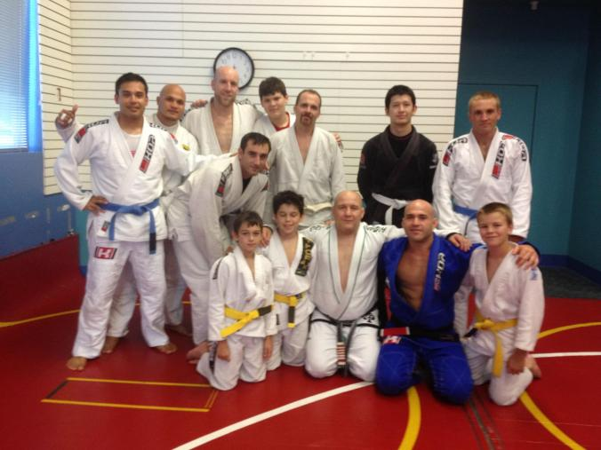 Brazilian Jiujitsu Seminar with Carlson Gracie Jr.